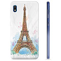 Samsung Galaxy A10 TPU Case - Paris