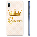 Samsung Galaxy A10 TPU Case - Queen