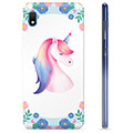 Samsung Galaxy A10 TPU Case - Unicorn