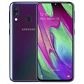 Samsung Galaxy A40 Duos - 64GB - Black