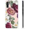 Samsung Galaxy A50 TPU Case - Romantic Flowers