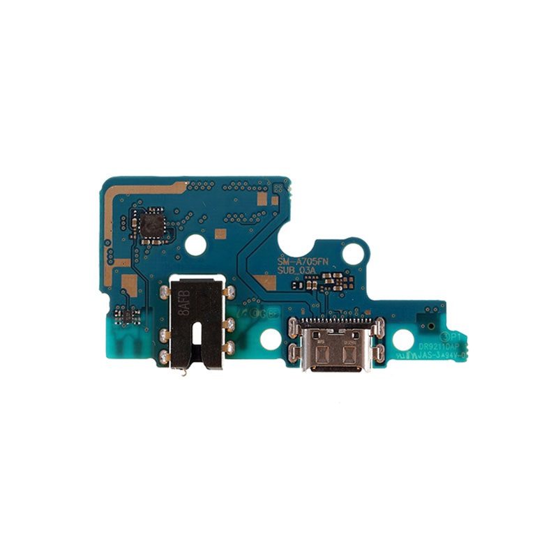 Samsung Galaxy A70 Charging Connector Flex Cable GH96-12724A