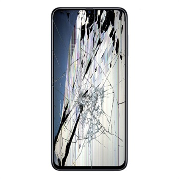 Samsung Galaxy A70 LCD and Touch Screen Repair - Black