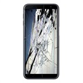 Samsung Galaxy J6+ LCD and Touch Screen Repair - Black