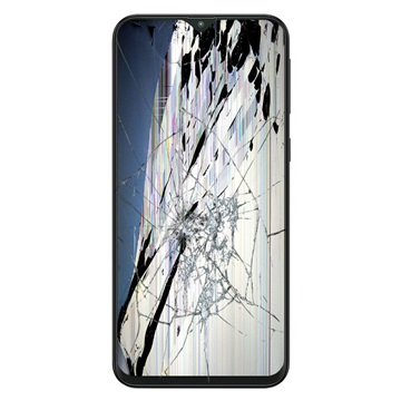 Samsung Galaxy M20 LCD and Touch Screen Repair - Black