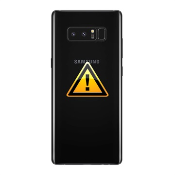 Samsung Galaxy Note 8 Battery Cover Repair