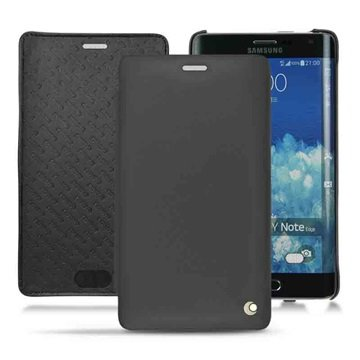 Samsung galaxy note edge noreve tradition d flip leather for Housse ipod classic