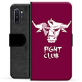 Samsung Galaxy Note10+ Premium Wallet Case - Bull