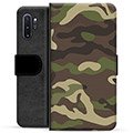 Samsung Galaxy Note10+ Premium Wallet Case - Camo