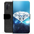 Samsung Galaxy Note10+ Premium Wallet Case - Diamond