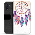 Samsung Galaxy Note10+ Premium Wallet Case - Dreamcatcher