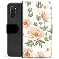 Samsung Galaxy Note10+ Premium Wallet Case - Floral