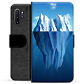 Samsung Galaxy Note10+ Premium Wallet Case - Iceberg