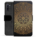 Samsung Galaxy Note10+ Premium Wallet Case - Mandala