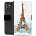 Samsung Galaxy Note10+ Premium Wallet Case - Paris