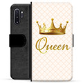 Samsung Galaxy Note10+ Premium Wallet Case - Queen