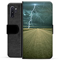 Samsung Galaxy Note10+ Premium Wallet Case - Storm