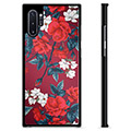 Samsung Galaxy Note10+ Protective Cover - Vintage Flowers