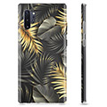 Samsung Galaxy Note10+ TPU Case - Golden Leaves