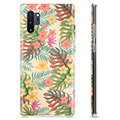 Samsung Galaxy Note10+ TPU Case - Pink Flowers