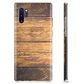 Samsung Galaxy Note10+ TPU Case - Wood