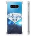 Samsung Galaxy Note8 Hybrid Case - Diamond