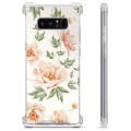 Samsung Galaxy Note8 Hybrid Case - Floral