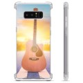 Samsung Galaxy Note8 Hybrid Case - Guitar