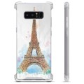 Samsung Galaxy Note8 Hybrid Case - Paris
