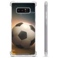 Samsung Galaxy Note8 Hybrid Case - Soccer