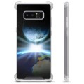 Samsung Galaxy Note8 Hybrid Case - Space
