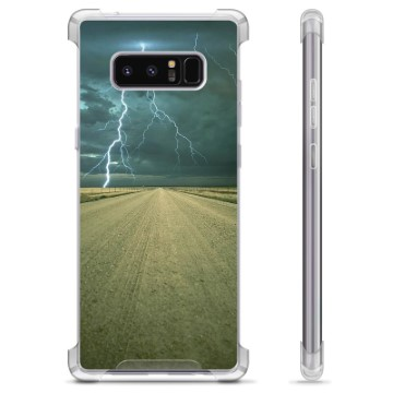 Samsung Galaxy Note8 Hybrid Case - Storm