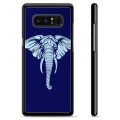 Samsung Galaxy Note8 Protective Cover - Elephant