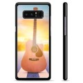 Samsung Galaxy Note8 Protective Cover - Guitar
