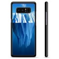 Samsung Galaxy Note8 Protective Cover - Iceberg