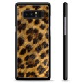Samsung Galaxy Note8 Protective Cover - Leopard