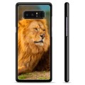 Samsung Galaxy Note8 Protective Cover - Lion