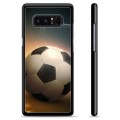 Samsung Galaxy Note8 Protective Cover - Soccer