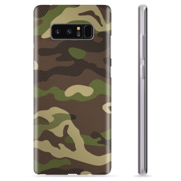 Samsung Galaxy Note8 TPU Case - Camo