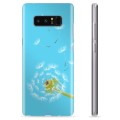 Samsung Galaxy Note8 TPU Case - Dandelion