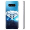 Samsung Galaxy Note8 TPU Case - Diamond