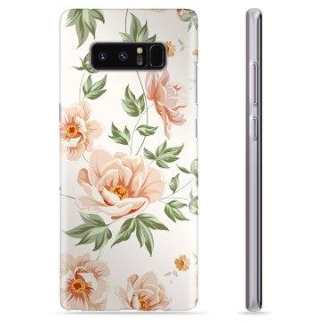 Samsung Galaxy Note8 TPU Case - Floral