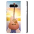 Samsung Galaxy Note8 TPU Case - Guitar