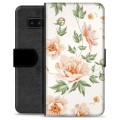 Samsung Galaxy Note8 Premium Wallet Case - Floral