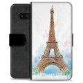 Samsung Galaxy Note8 Premium Wallet Case - Paris