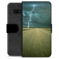 Samsung Galaxy Note8 Premium Wallet Case - Storm