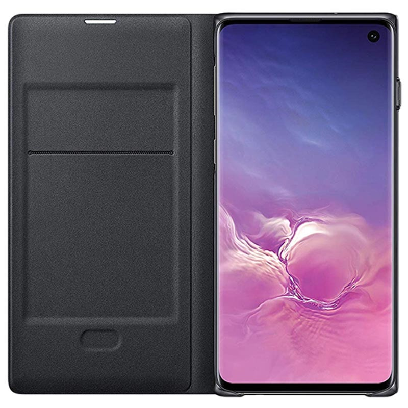 Samsung Galaxy S10 LED View Cover EF-NG973PBEGWW