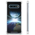 Samsung Galaxy S10 Hybrid Case - Space