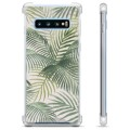 Samsung Galaxy S10 Hybrid Case - Tropic
