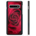 Samsung Galaxy S10+ Protective Cover - Rose